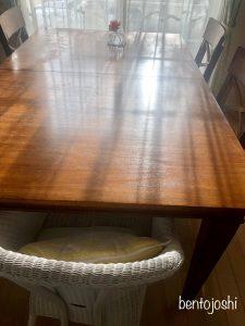 アメリカ家具ダイニングテーブル