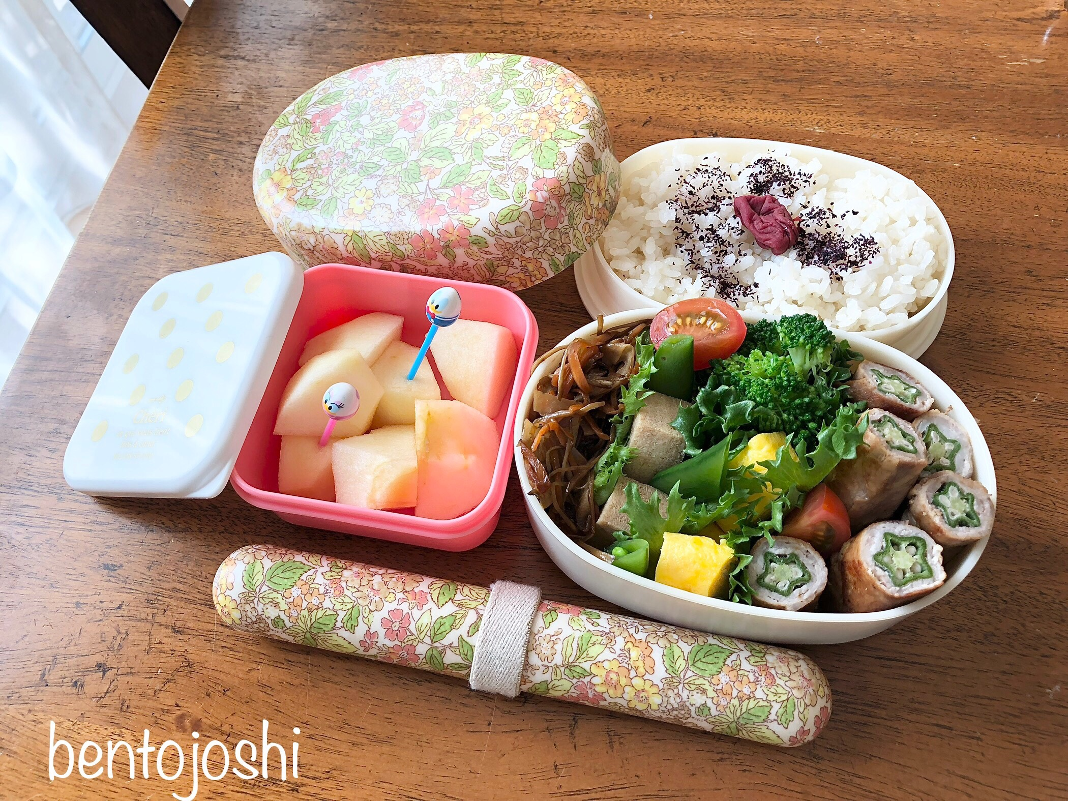 女子中高生のお弁当のおかずブログ