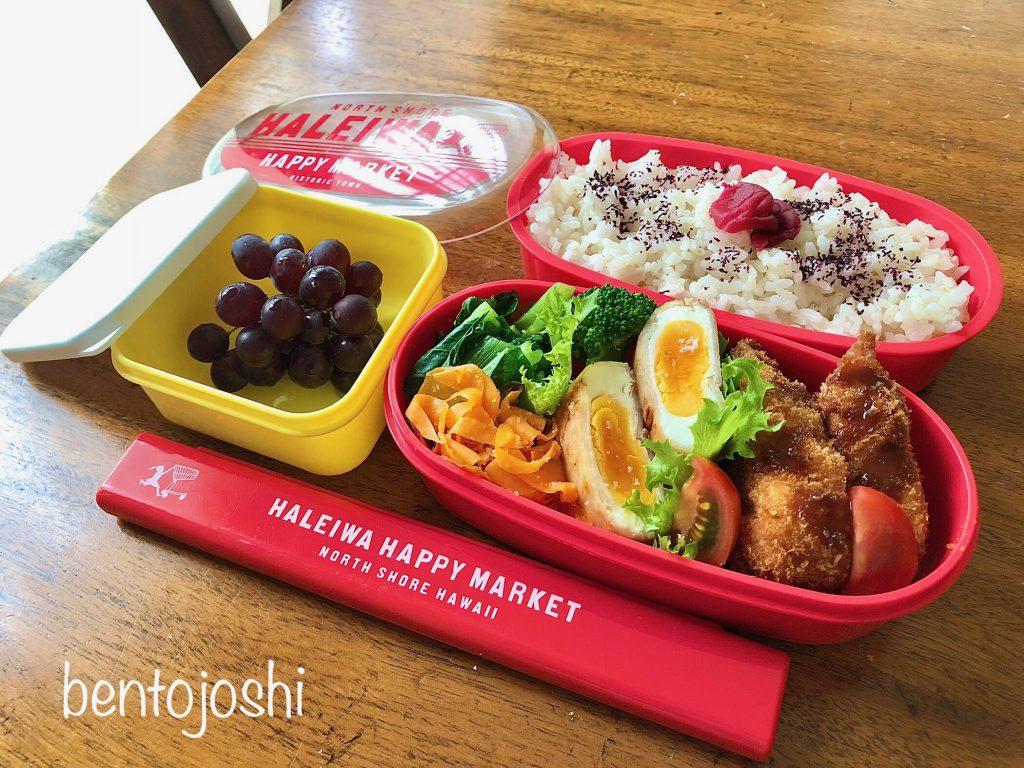 中学生女子のお弁当ブログ