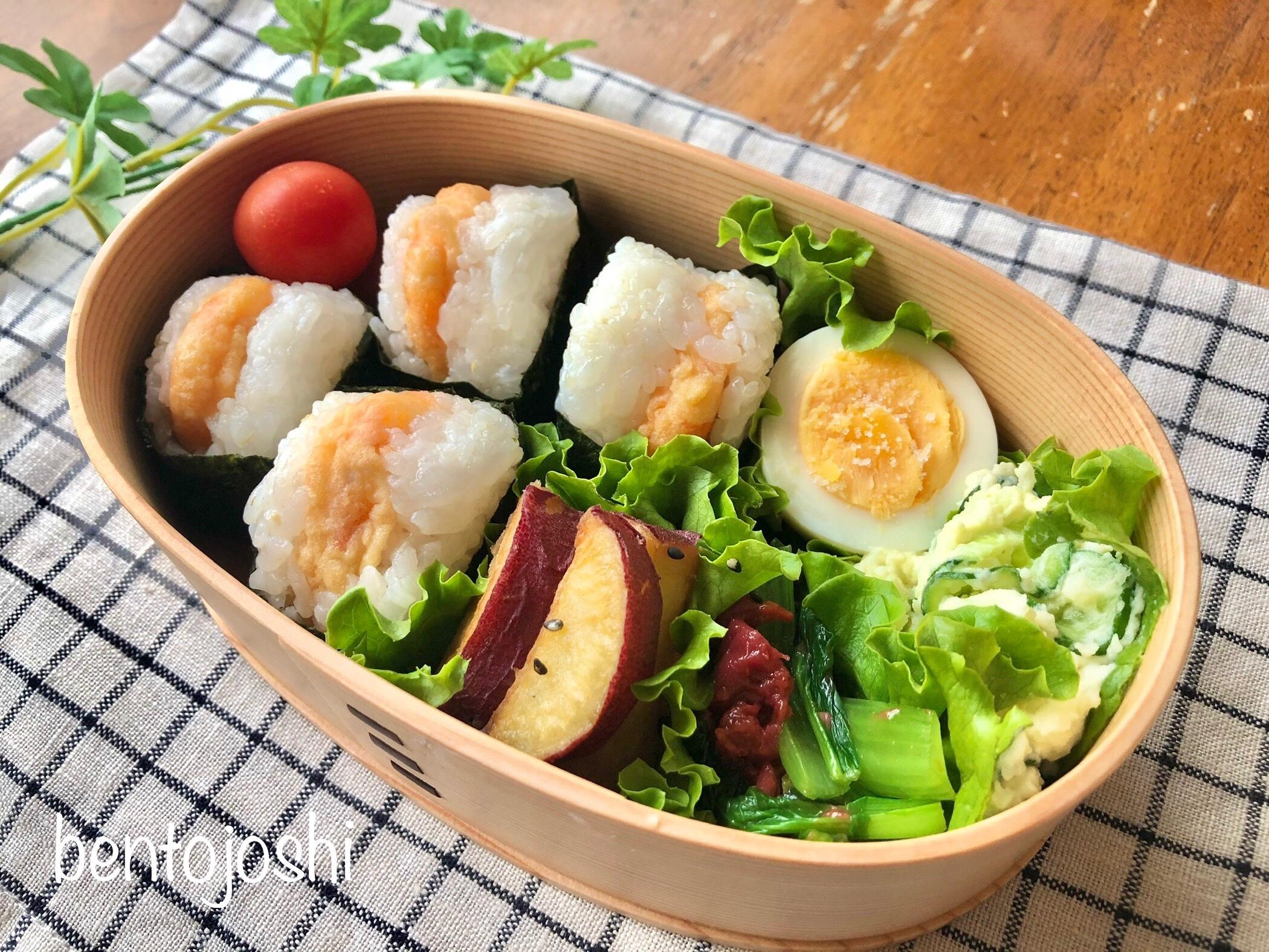 小松菜のお弁当おかず